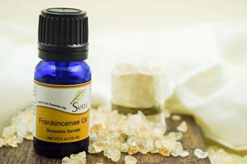 SVATV Olio Essenziale 10 ml (1/3 oz) Terapeutico Grado Aromaterapia Olio Essenziale (Frankensience)