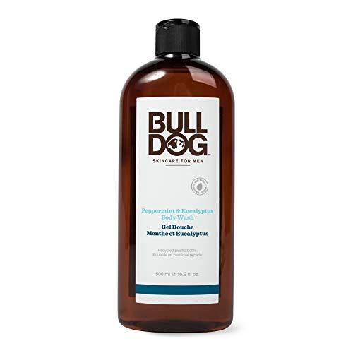 Bulldog - Gel Doccia Menta e Eucalyptus - 500 mL