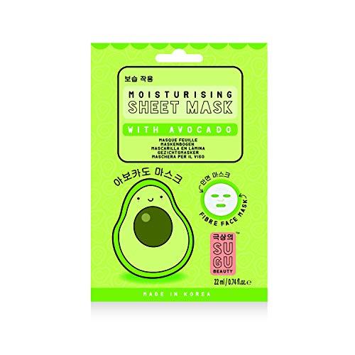NPW Sugu Maschera in Foglia di Avocado - 12 g