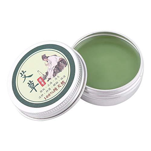 Moxibustione Crema, Moxa Moxibustione Crema Artemisia Essenziale Prodotti per la cura della pelle Prodotti per la riparazione Olio da massaggio Salute Cura della pelle Riscaldamento M