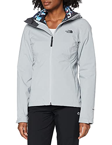 The North Face Giacca Thermoball Triclimate, Donna, TNF Light Grey Heather, M