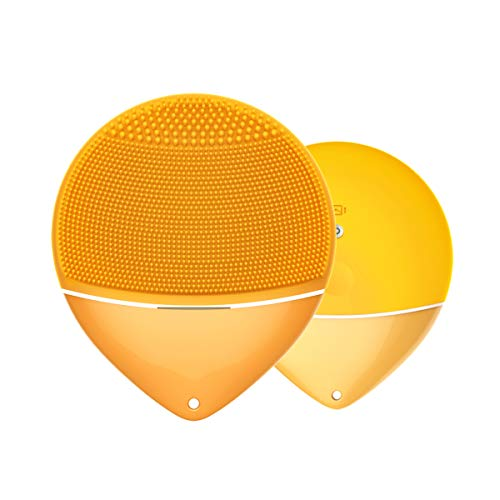 Spazzola per la pulizia del viso, elettrica e sonica, per uomini e donne