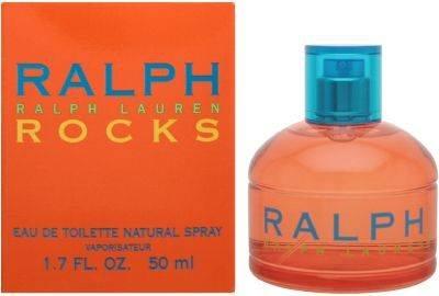Ralph Lauren Ralph Rocks - EAU de Toilette da Donna, 50 ml