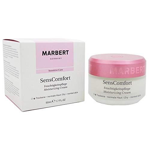 Marbert Sens Comfort Moisturizing Crema Viso Idratante, Donna, 50 ml