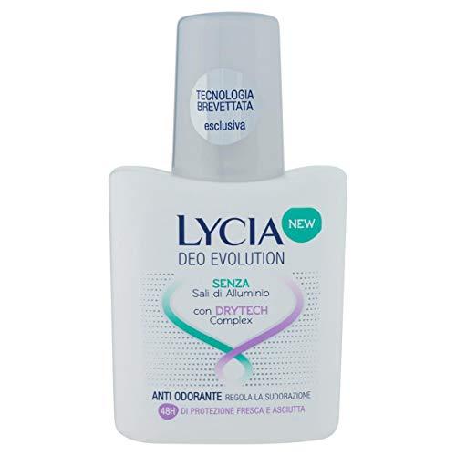 Lycia Deo Evolution - Deodorante Vapo 75 Ml