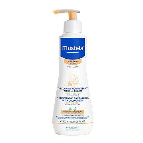 Mustela Detergente Nutriente Cold Cream - 300 ml