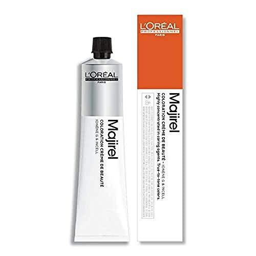 L'Oréal Majirel Colorazione per capelli, 7.4 Biondo Rame, 50 ml