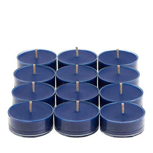 Candele universali a forma di torta di mirtillo