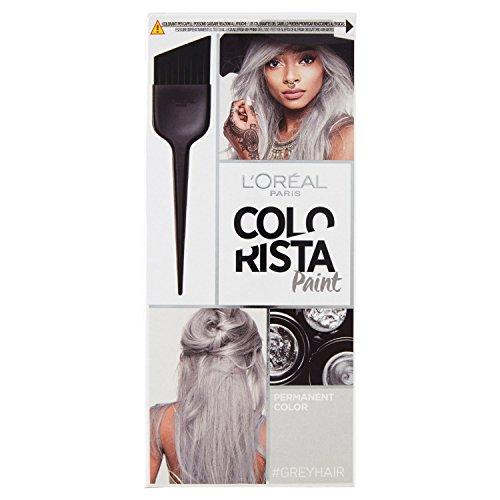 L'Oréal Paris Colorista Paint, Colorazione Permanente, Grigio (Grey)