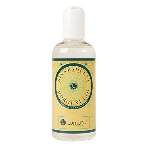 Olio da massaggio erotico (250ml) con profumo dolce e afrodisiaco, olio d'amore per massaggi corpo, massaggi di coppia e massaggi intimi