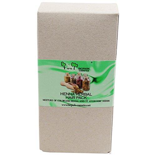 Biopark - Trattamento Intensivo in Polvere Maschera Capelli Rinforzante Nutriente 100 gr
