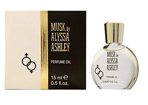 Alyssa Ashley - Musk Parfumed Oil 7,5 ml