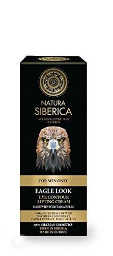 Natura Siberica Crema Contorno Occhi Effetto Lifting Men, Eagle Look - 30 ml