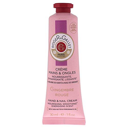 ROGER&GALLET Crema Emolliente Mani E Unghie Gingembre Rouge 30 ml