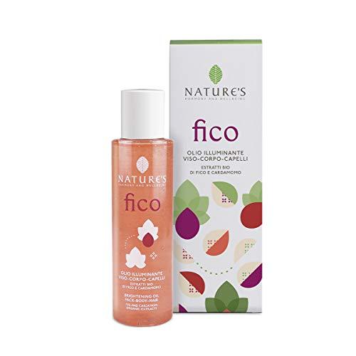 Bios Line Nature's Fico, Olio Illuminante viso-corpo-capelli, 100ml