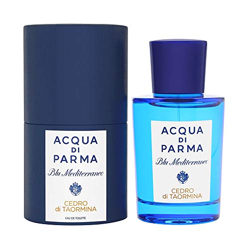 Acqua di Parma Blu Mediterraneo Cedro di Taormina Eau De Toilette Vaporizzatore, 75 ml