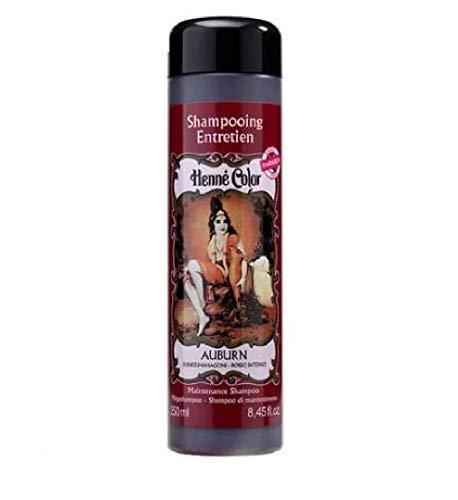 Henné Color Shampoo manutenzione 250ml senza parabeni