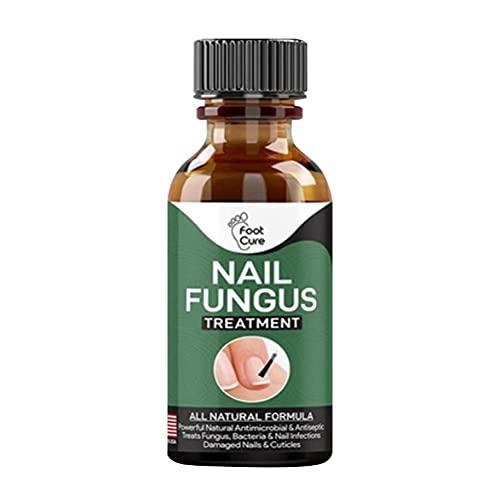 Soluzione per i funghi delle unghie, trattamento per i funghi delle unghie, soluzione antimicotica per le unghie, ripara efficacemente le unghie cattive e nutre le unghie, favorisce la crescita delle