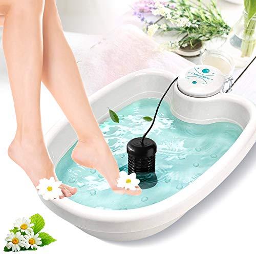 InLoveArts Le cellule della macchina del bagno di massaggio del piede del Detox degli ioni negativi di puliscono, vasca della stazione termale del piede della macchina di salute domestica SPA