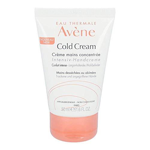 Avène Cold Cream Crema per le mani intensiva, 50 ml di crema
