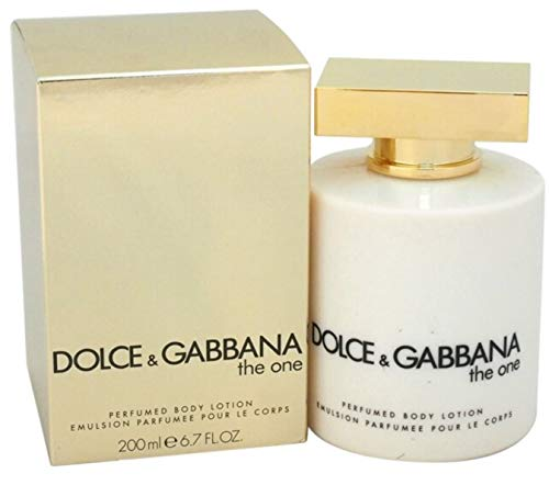 D&G DG THE ONE BODY LOTION