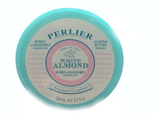 Perlier Mandorla Burro Corpo Rassodante Vaso 200 ml