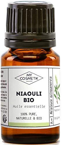Olio essenziale di Niaouli Organico - MyCosmetik - 10 ml