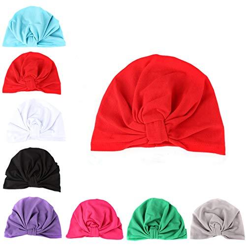 BrilliantDay Set di 10 Pezzi Berretto Bambini Soft Touch Cappello Unisex per Neonati e Bambini#2