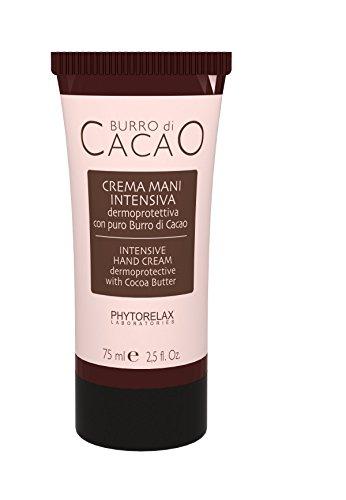 Phytorelax Laboratories Cocoa Butter Crema Mani - 75 ml