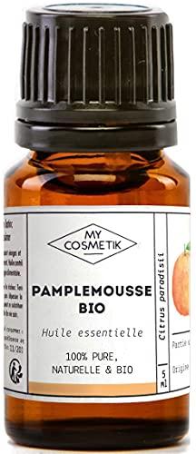 Olio essenziale di pompelmo Organico - MyCosmetik - 10 ml