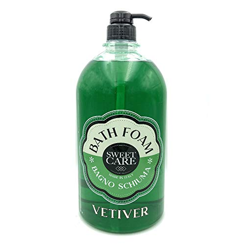 NANI SUAREZ BAGNOSCHIUMA VETIVER SWEET HOME COLLECTION FOAM BATH 3000ML