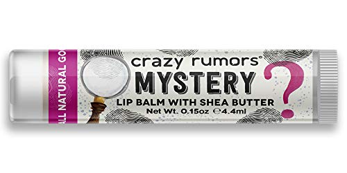 Crazy Rumors, Lip Balm, Mystery, 0.15 oz (4.2 g) by Crazy Rumors