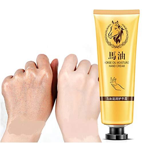 30ml Crema Mani per i Piedi Anti invecchiamento Cura della Pelle secca Crema idratante sbiancante Cura delle Mani