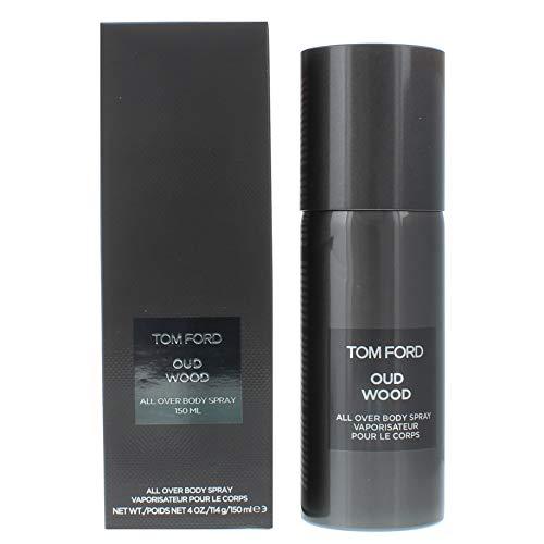 Tom Ford Oud Wood Acqua Profumata per il Corpo, 150ml