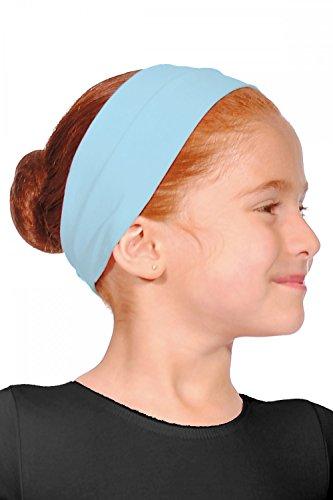 Roch Valley Cotton Headband, Fascia in Cotone. Bambino, Blu Panama, Taglia Unica