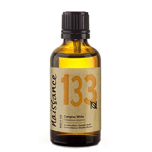 Naissance Olio di Canfora – Olio Essenziale Puro al 100% - 50ml