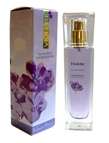Charrier Parfums'Fragranza Provence Violetta' Eau de Toilette Spray 30 ml