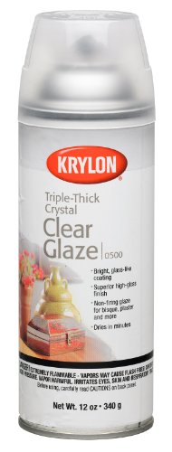 Triplo spessore smalto chiaro Aerosol Spray-12 once