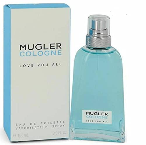 Thierry Mugler Cologne Love You All Eau De Toilette 100Ml