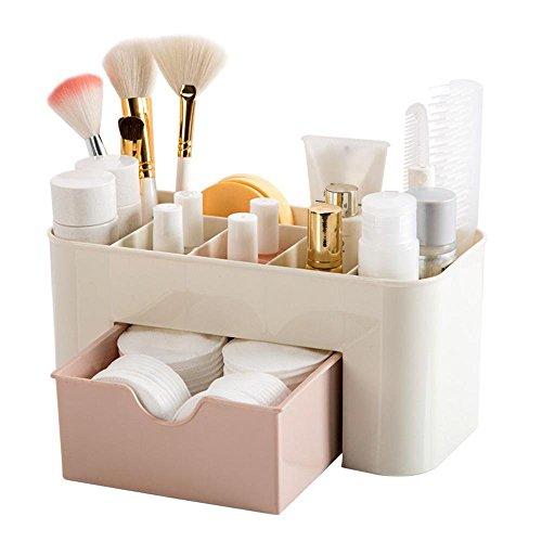 koobea Make Up Plastica Cosmetic Organizer Scatola Organizzatore Trucco Cassettiera