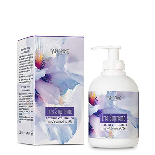 L'Amande Detergente Liquido Mani Iris Supremo - 300 ml