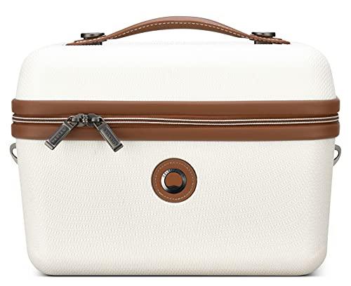 DELSEY PARIS CHATELET AIR Beauty Case, 32 cm, 15 liters, Bianco (Angora)