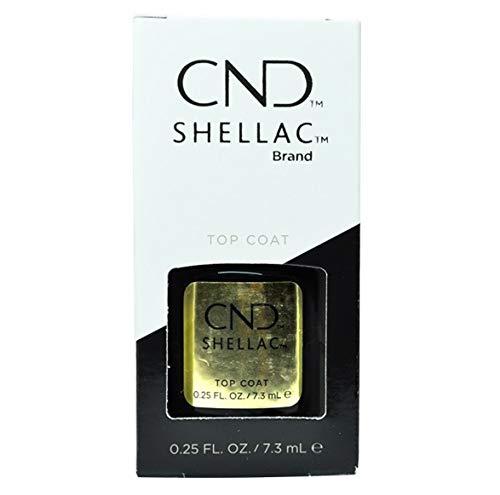 CND Shellac Smalti Semipermanente Top Coat - 7,3 ml