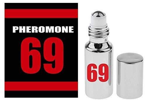Feromone 69 feromone forte con Androstenonum per uomo roll-on 5 ml