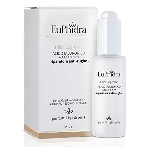 Zeta Farmaceutici 2271 Euphidra Filler Suprema Acido Ialuronico Gocce, 30 ml