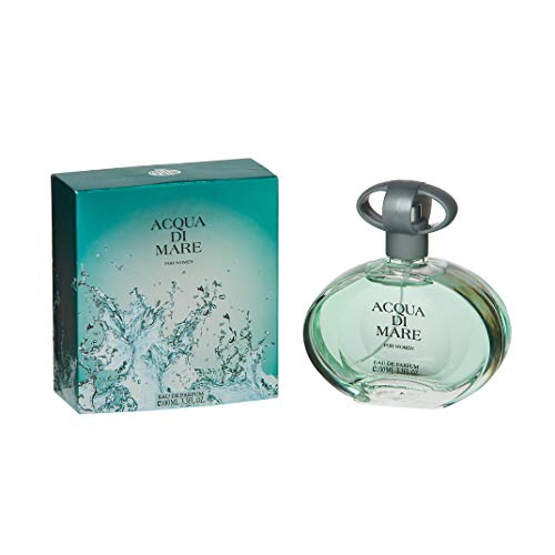 Real Time Eau De Parfum Donne Acqua di Mare - 100 ml