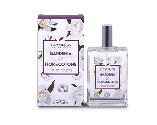 Phytorelax Laboratories Gardenia & Fior di Cotone Eau De Toilette - 100 ml