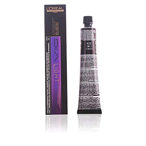 L'Oréal Dia Light Colore Professionale per Capelli, 9.02 Milkshake Perlato, 50 ml