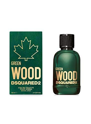 Dsquared2 Green Wood, Eau de Toilette, 100 ml