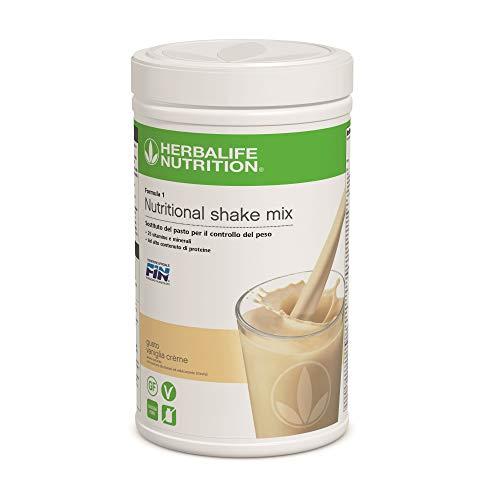 Herbalife Frullato Formula 1 Nutritional shake mix - Sostituto del pasto per il controllo del peso - Vaniglia Crème - 780g